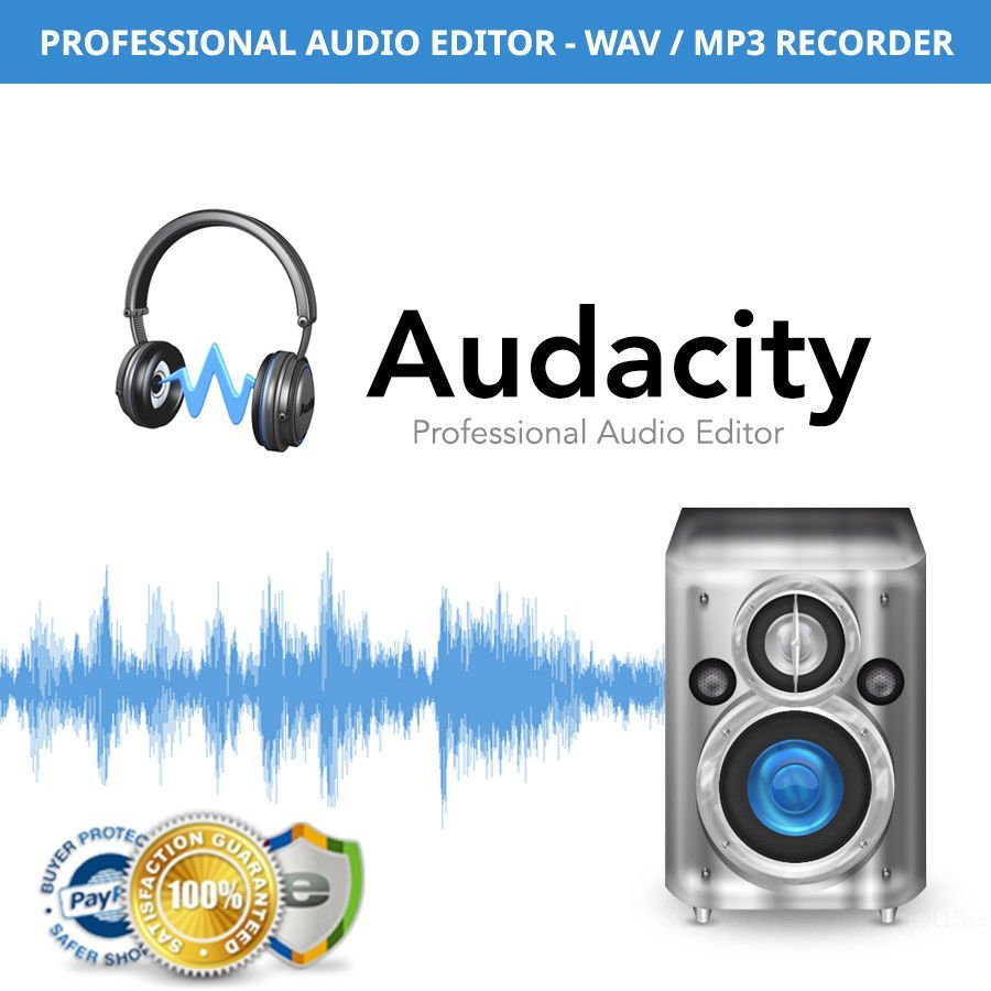 Audacity Windows Mac