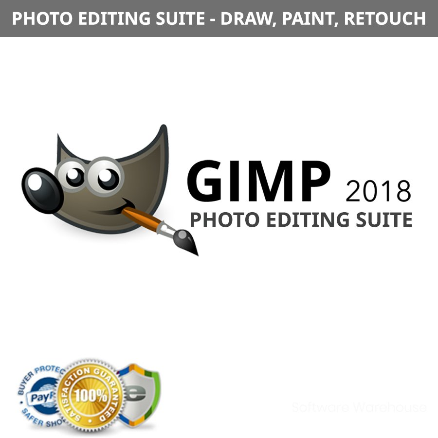 GIMP Windows / Mac Photo Editor