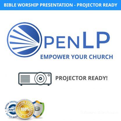 OpenLP Windows Mac Projector Presentation Software