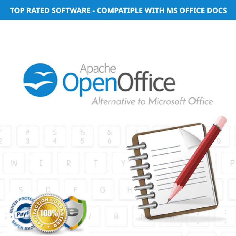 Open Office 2017 Professional