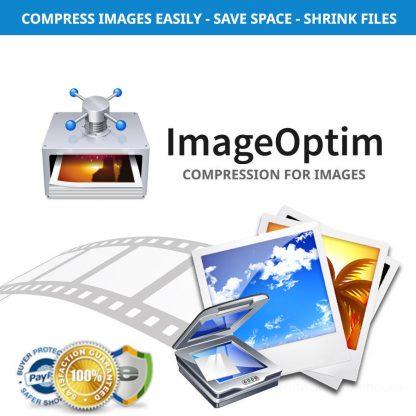 ImageOptim Image Compression for Mac