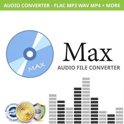 Max Audio Converter for Mac