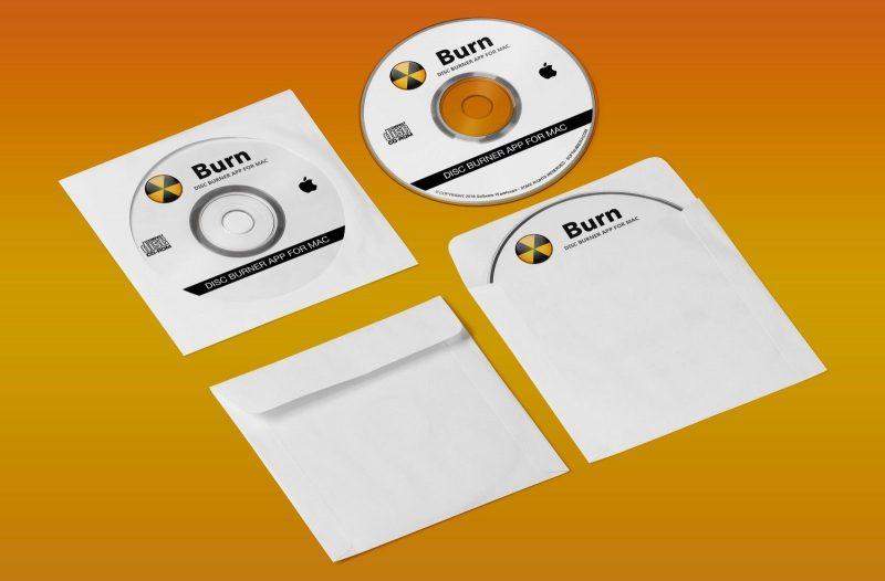 Burn - CD Burning Software for Mac - ISO - COPY - AUDIO