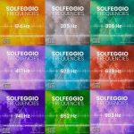 Solfeggio Frequencies - Nine Solfeggio Audio CDs