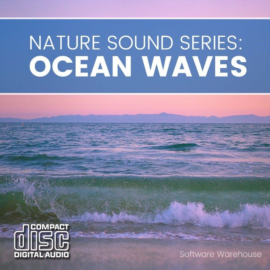 Nature Sound Series - Ocean Waves CD