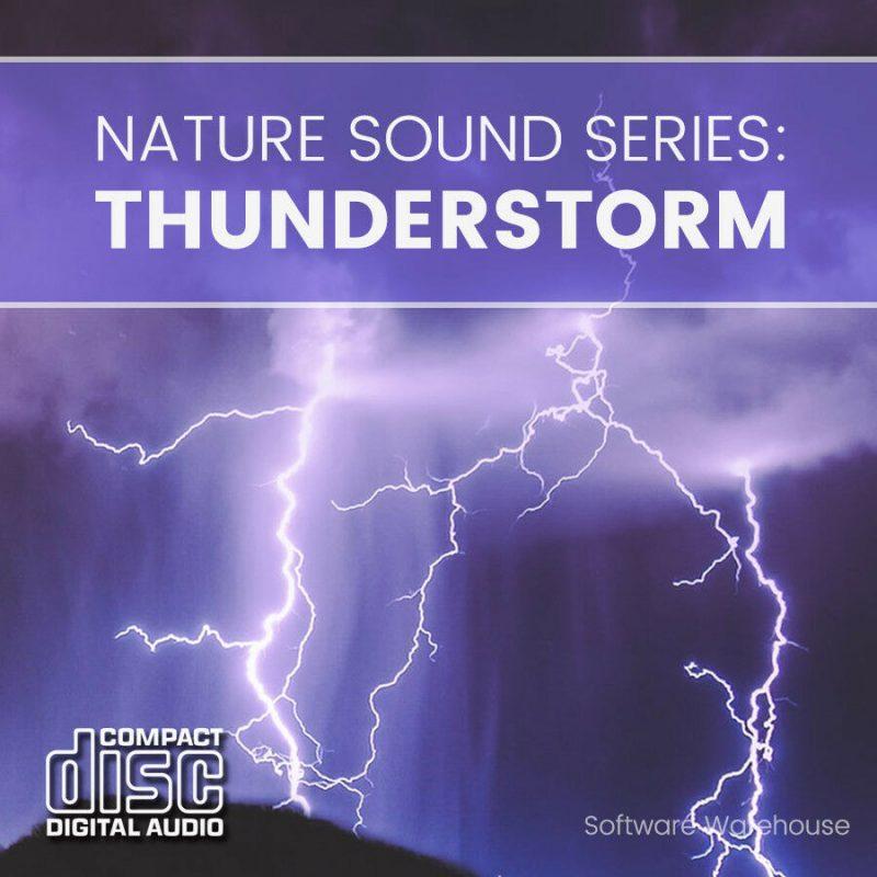 Nature Sound Series – Thunderstorm