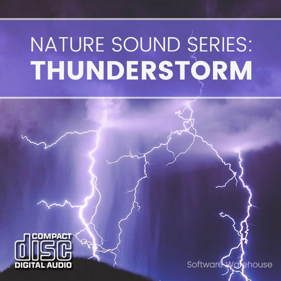 Nature Sound Series - Thunderstorm