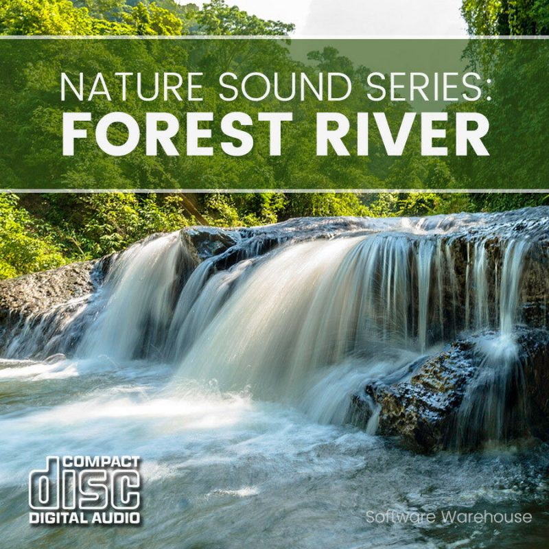 Nature Sound Series – Forest River CD