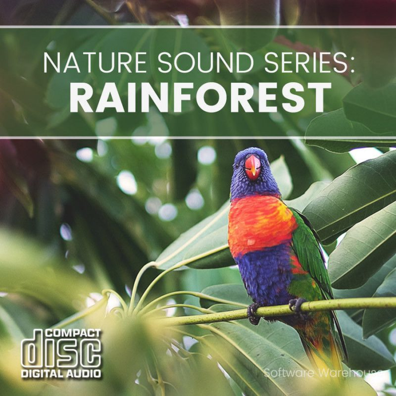 Nature Sound Series – Rainforest CD
