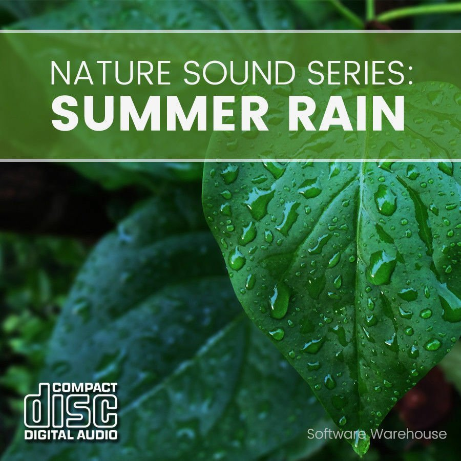 Nature Sound Series - Summer Rain CD
