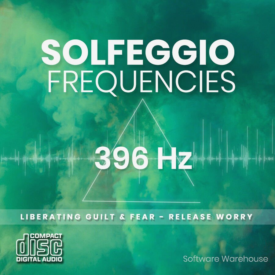 Solfeggio Frequencies - 396 Hz CD