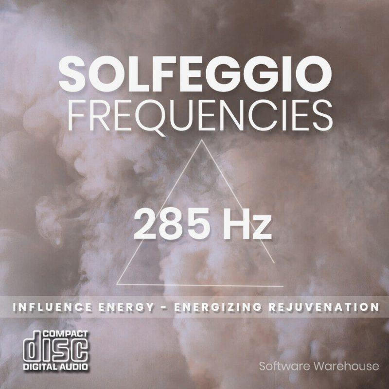 Solfeggio Frequencies – 285 Hz CD