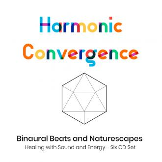 Binaural Beats: Harmonic Convergence CD Set